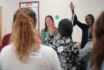 AIKEN, S.C. – With a membership that has grown to 60 people, Savannah River Site employee resource group Women@LiquidWaste (W@LW) is celebrating one year of professional development, networking opportunities, and membership growth.