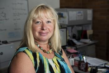 Patricia Paviet works at PNNL.