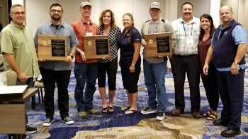 Mission Support Alliance (MSA) received three Star of Excellence awards this year for its mission support services and safeguards and security divisions, and the Volpentest Hazardous Materials Management and Emergency Response Federal Training Center.