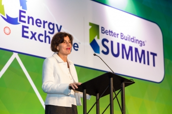 Maria Vargas is the Senior Program Advisor and Director, Better Buildings Initiative Office of Energy Efficiency and Renewable Energy