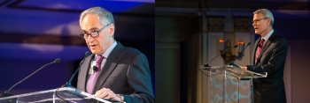 Robert Zimmer and Paul Kearns at InnovationXLab: AI