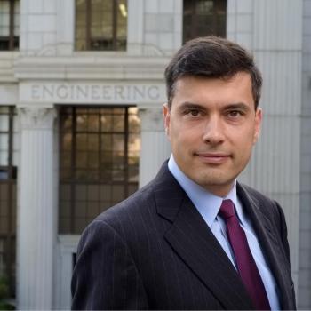 Dr. Alex Bayen, LBNL
