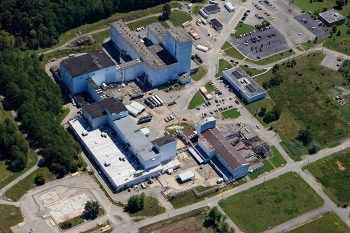 The massive Centrifuge Complex's removal from the front of Oak Ridge's East Tennessee Technology Park will transform the look of the site and pave the way for its next chapter, outlined under Vision 2020.
