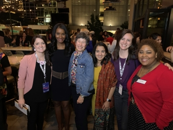 Five National Laboratory scientists were selected for the AAAS IF/THEN Ambassador program to inspire girls to pursue STEM.