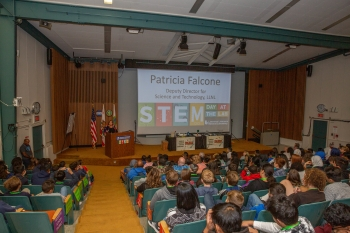 'STEM Day at the Lab' a hit for Central Valley students