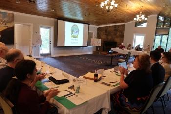 Photo of the 2019 Oak Ridge Site Specific Advisory Board (ORSSAB) annual meeting