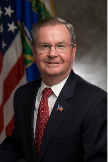 Assistant Secretary for Fossil Energy Steven Winberg