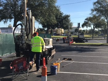 Bioinjection Rigs at Pinellas