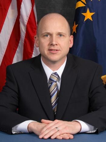 Charles W. Taylor Headshot