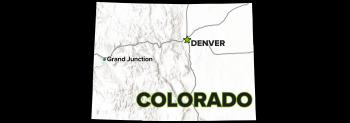 Grand Junction, Colorado, Site Map