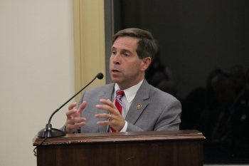 Rep. Chuck Fleischmann of Tennessee, chair of the House Nuclear Cleanup Caucus.