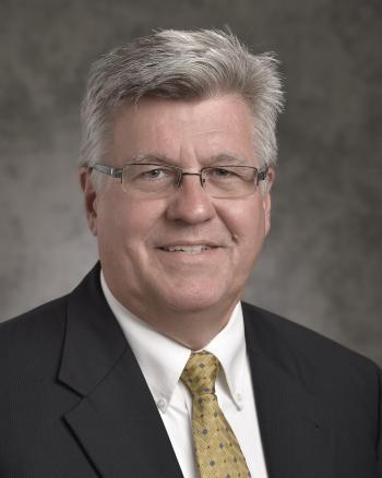 R. Shane Johnson headshot