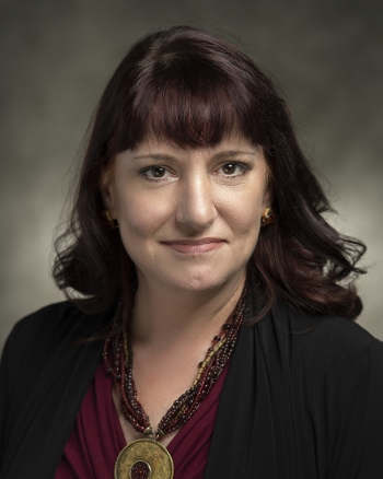 Virginia Pearson Headshot