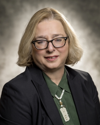 Photo of LeAnn Oliver, Director, Office of Corporate Business Systems (CF-40)