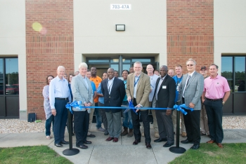 Department of Energy Ribbon Cutting