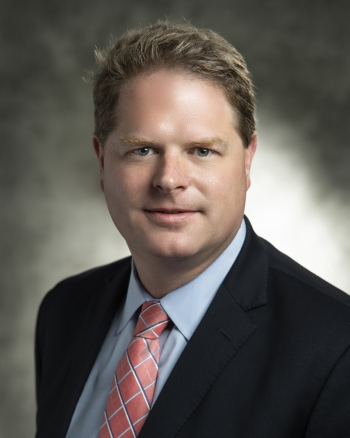 Photo of Tom Griffin, Director, Office of Financial Policy and Audit Resolution (CF-20)