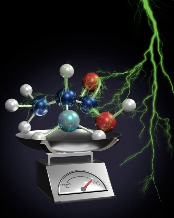 Researchers demonstrated the first use of electron microscopy for non-destructive isotope tracking in an amino acid.