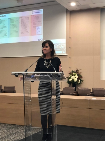 IEA Ministerial C3E Side Event 2019