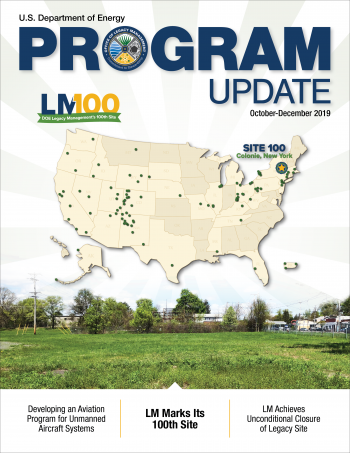 PROGRAM UPDATE: 4th QUARTER 2019