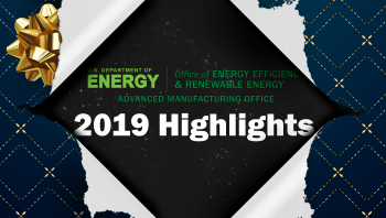 Advanced Manufacturing Office 2019 Highlights