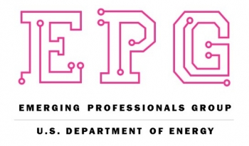 Emerging Professionals Group logo.