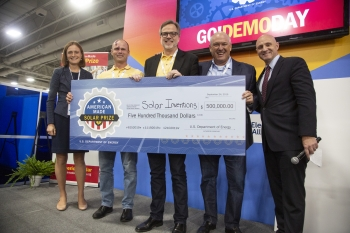 American-Made Solar Prize Round 1 Winner – Solar Inventions