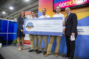 American-Made Solar Prize Round 1 Winner – Phase3 Photovoltaics