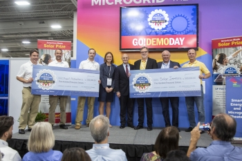 American-Made Solar Prize Round 1 Winners