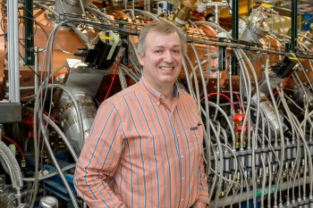 Guy Savard directs the ATLAS user facility, the world's first superconducting linear accelerator for heavy ions at energies in the vicinity of the Coulomb barrier.