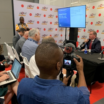 Assistant Secretary for Fossil Energy Attended 2019 Africa Oil Week