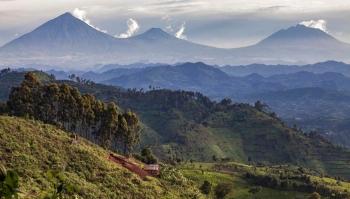 Ugirumurera's home country of Rwanda.