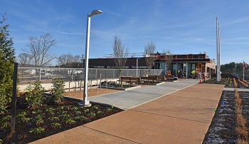 Final touches are being made to the K-25 History Center set to open early this year. The 7,500-square-foot facility shares the stories of workers who helped build and operate the site.