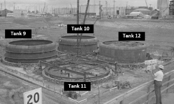 1 DOE Completes First Tank Closure Phase Using Innovative Technology at SRS