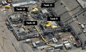 2 DOE Completes First Tank Closure Phase Using Innovative Technology at SRS