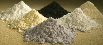 Different rare earth elements