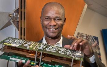Kétévi Assamagan is a physicist at the Department of Energy's Brookhaven Lab.