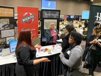 Bechtel National, Inc. participated in the Tri-Cities Regional Chamber of Commerce 2nd Annual Diversity Summit to engage with small business owners about opportunities working with the EM Hanford Waste Treatment and Immobilization Plant.