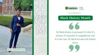 Malcolm Bowens Black History Month