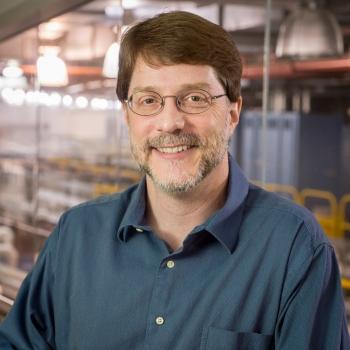 Stephen Streiffer has led the Advanced Photon Source since 2015.