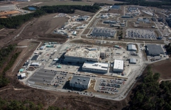 The proposed Savannah River Plutonium Processing Facility at the Savannah River Site
