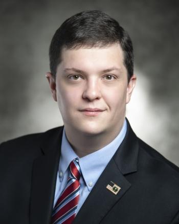 Official portrait of Deputy Assistant Secretary Andersen