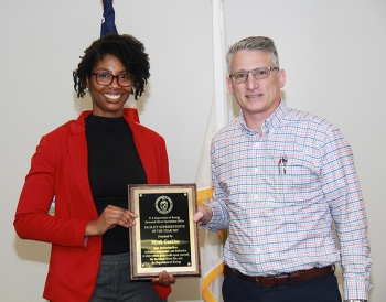 DOE-Savannah River (DOE-SR) employs more than 60 engineers who are responsible for oversight of EM operations and the work performed by Savannah River Site contractors. During Engineers Week, DOE-SR held its annual employee awards ceremony.