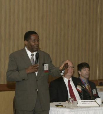 Dr. Dickson Ozokwelu