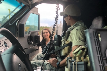 Unica Viramontes provides expertise, support and guidance in all areas of security at Los Alamos National Laboratory.