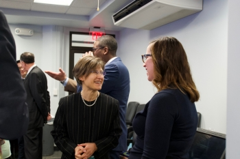 Cheryl Ingstad is the Director of the U.S. Department of Energy's Office of Artificial Intelligence & Technology Office
