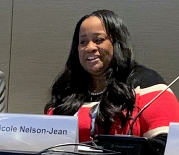 Nicole Nelson-Jean, manager of the National Nuclear Security Administration's Savannah River Field Office, said a nuclear security mission has been a feature of the site since its inception 70 years ago.