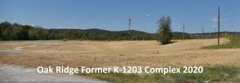 Oak Ridge Former K-1203 Complex 2020