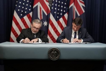 U.S. AND AUSTRALIA STRENGTHEN FUEL SECURITY WITH NEW SPR ARRANGEMENT