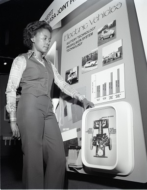 annie easley women's history month