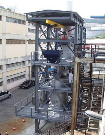 Modular Gasification Test Apparatus at the University of Alaska-Fairbanks